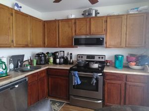 Maple and plywood Kitchen Cabinets for Sale in Baltimore, MD