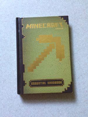 Minecraft essential handbook for Sale in Grand Rapids, MI