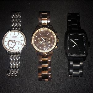 WATCHES - SELLING INDIVIDUALLY - OFFERS WELCOMED for Sale in Hallandale Beach, FL