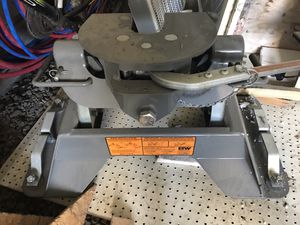 5th wheel plate for Ford or Chevy factory puck system for Sale in Saint Joseph, MO