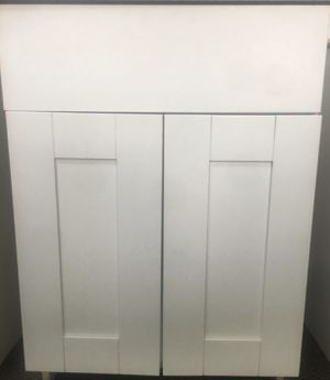TONS of DISCOUNT cabinets and vanities - New and used , Kitchen and Bathroom FREE MEASUREMENTS AND DESIGN ALWAYS !!! We are going no frills with our for Sale in St. Petersburg, FL
