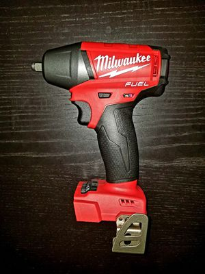 Milwaukee M18 Fuel BRUSHLESS 3/8 Impact Wrench for Sale in San Jacinto, CA