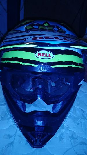 Dirt bike Helmet for Sale in Orlando, FL