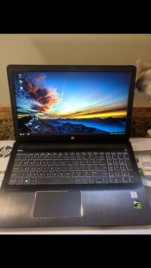HP Pavilion 15 gaming laptop for Sale in Lake Charles, LA