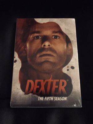 DEXTER 5TH SEASON ***BRAND NEW IN PLASTIC for Sale in Long Beach, CA
