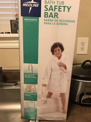 Safety bar for bathtub for Sale in Salt Lake City, UT