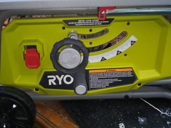 Ryobi RTS22 10 Inch Table Saw for Sale in Seattle,  WA