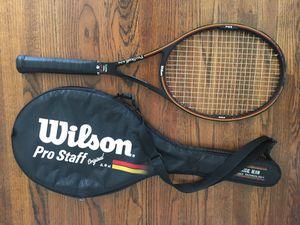 Wilson Pro Staff Tennis Raquet for Sale in Redondo Beach, CA