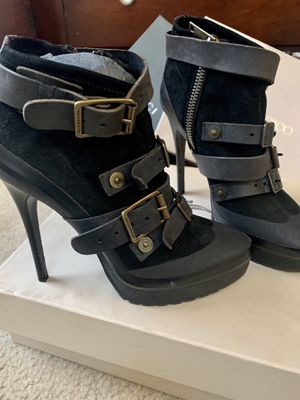 Authentic Burberry Ankle Boots for Sale in Glenarden, MD