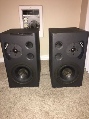 Subwoofer, line 6 amp, speakers, studio monitors for sale for Sale in Seattle, WA