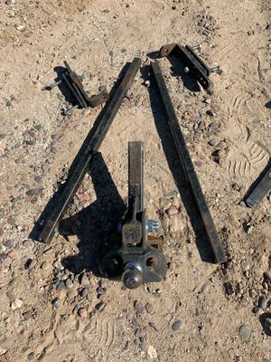 Sway bar for towing toy hauler or any heavy trailer 200$ for Sale in Phoenix, AZ