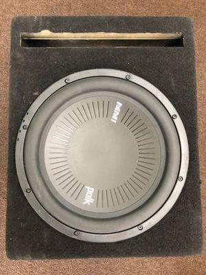 Polk Audio MM1 12 inch Subwoofer for Sale in Escondido, CA