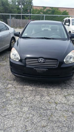 2007 Hyundai Accent 4Doors for Sale in Worth, IL