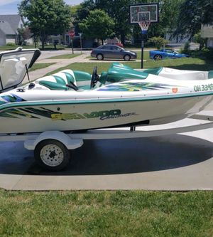2000 Seadoo Challenger Bombardier for Sale in Oregon, OH