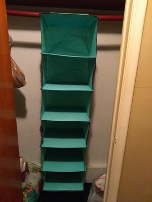 Velcro closet organizer for Sale in Eastpointe, MI