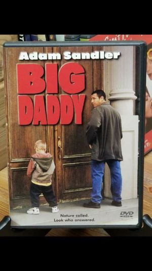 Big Daddy DVD Movie for Sale in New York, NY