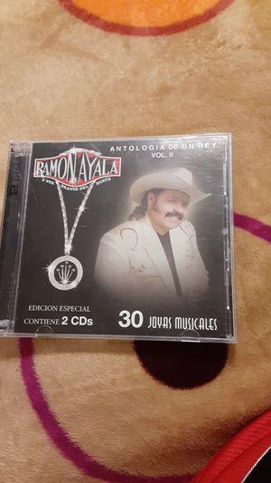 Ramon ayala 2 cd for Sale in Dallas, TX