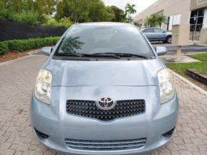 2007 Toyota Yaris for Sale in Miami, FL
