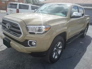 2017 Toyota Tacoma Limited for Sale in Houston, TX