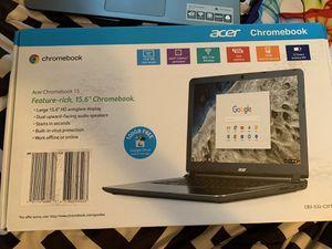 Acer Chromebook 15 for Sale in Miami Gardens, FL