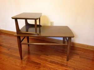 Vintage retro end table coffee table for Sale in Morton, IL