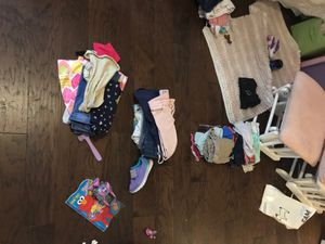Kids clothes!! Sizes from new born up 5 and 6! for Sale in North Richland Hills, TX