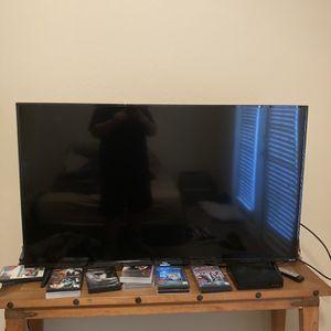 TCL Roku Smart Tv 4K 55 Inch for Sale in Roanoke, TX