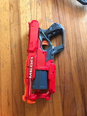 Nerf mega cyclone shock for Sale in Bedford, TX