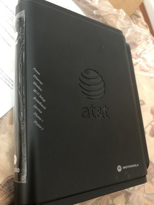 Modem router for Sale in Los Angeles, CA