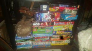 Board games puzzles etc. for Sale in Orlando, FL