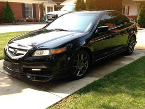 Best For Sale Acura TL 2007 Black for Sale in Amarillo, TX