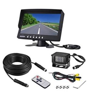 Dallux RCS70000B Vehicle Backup Camera for Sale in LAKE TAPWINGO, MO