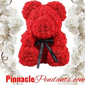 Rose Pedal Teddy Bear for Sale in Florissant, MO