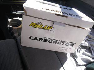 2barrel carburetor for Sale in Boynton Beach, FL