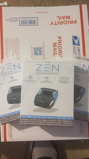 Factory Sealed Cronus Zen for Sale in Westminster, CO