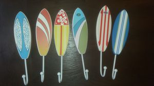 Surfboard towel hooks for Sale in Stafford, VA