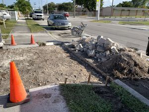 Free Truckload of Concrete Pieces for Sale in Miami Springs, FL