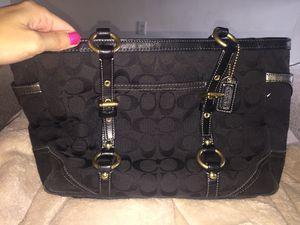 Black Coach bag for Sale in Virginia Beach, VA