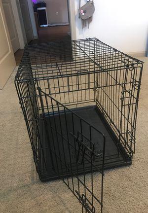 "Small Medium Dog Crate 17""W x 24in L x 18.5"" H for Sale in Orlando, FL"