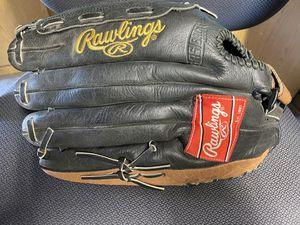 Rawlings Renegade Leather Baseball Softball Glove 14 Inch Model RS1408 RHT NICE for Sale in Bloomington, CA