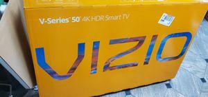 NEW!! 50' VIZIO 4K UHD/ HDR SMART TV☆☆ V SERIES/2019 MODEL!! for Sale in Grand Prairie, TX