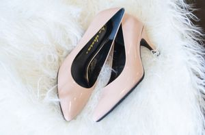 Elegant Champagne Pink Pumps for Sale in Miami, FL
