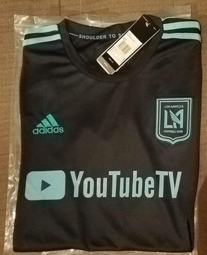 2019 ADIDAS LAFC PARLEY JERSEY for Sale in Montebello, CA
