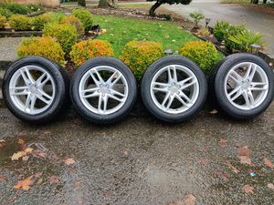 "Audi Q5 19"" Wheels And Tires for Sale in Seattle, WA"
