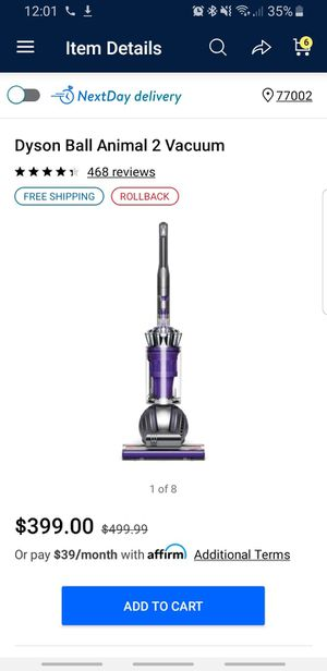 Dyson Ball Animal 2 Vacuum for Sale in Houston, TX