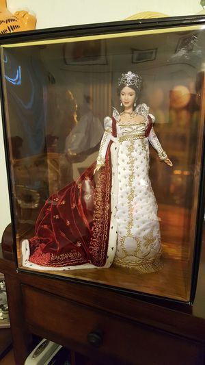 Barbie rare empress Josephine for Sale in Las Vegas, NV