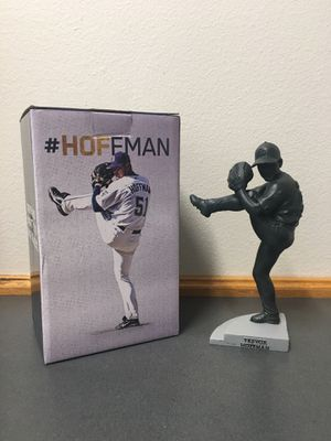 San Diego Padres Trevor Hoffman Replica Statue for Sale in St. Petersburg, FL