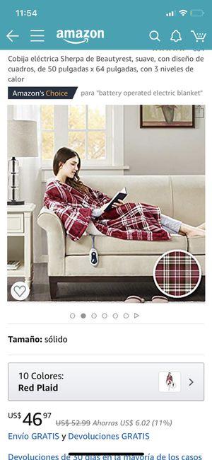 Electric blanket for Sale in Las Vegas, NV