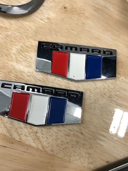 Camar Badge for Sale in Pontiac,  MI
