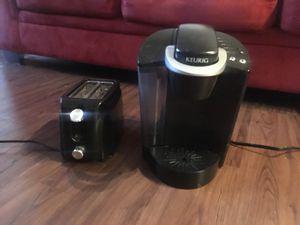 Keurig & Toaster for Sale in Gaithersburg, MD